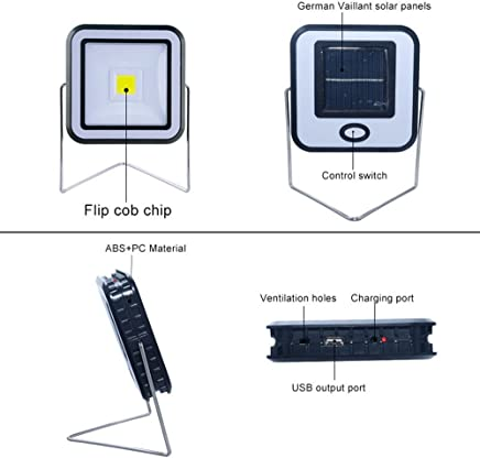 Tragbare Solar-Lampen Ladegerät Mobile USB USB USB Handy Light 2 Modi Solar LED Notlicht Outdoor Camping Lampe c B07DWVBK5X     | Starke Hitze- und Hitzebeständigkeit  ef2581
