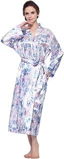 floral kimono bathrobe