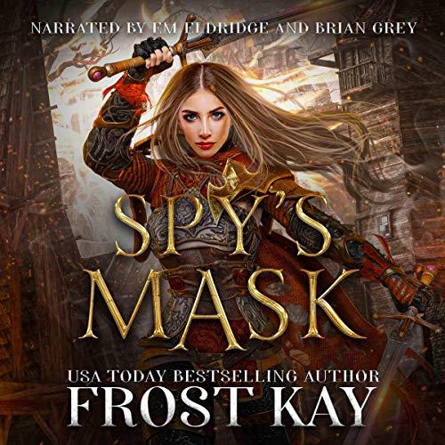 Couverture de Spy's Mask