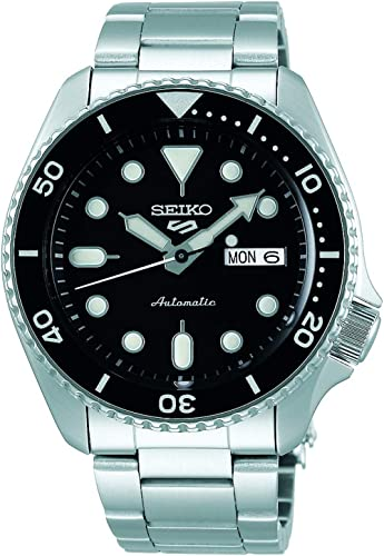 Seiko Hommes Analogue Montre Seiko 5 Sports