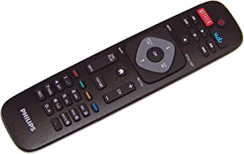 OEM Philips Remote Control Originally Shipped With: HDR5710, HDR5710/F7, HDR5750, HDR5750/F7