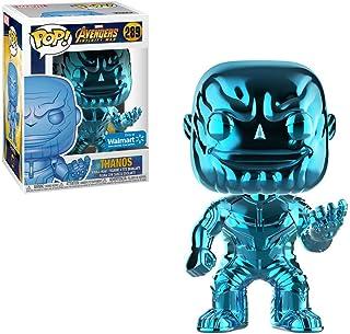 Funko Pop! Marvel: Infinity War Thanos,(BU)(CH)(Exc) Action Figure - 36219