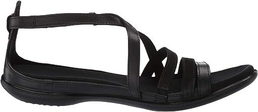 Black/Black Cow Nubuck/Cow Leather