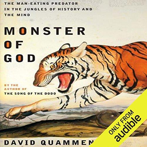 Monster of God audiobook cover art