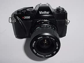 Vivitar V2000 35mm Film Camera w/ 28-70mm 1:4 Macro Lens