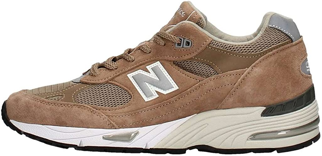 New Balance 991 Limited Edition Sneaker in pelle Beige Size: 42.5 ...