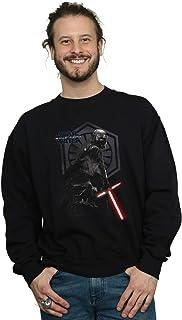 Star Wars The Rise of Skywalker Kylo Ren Vader Remains Men's Sweatshirt