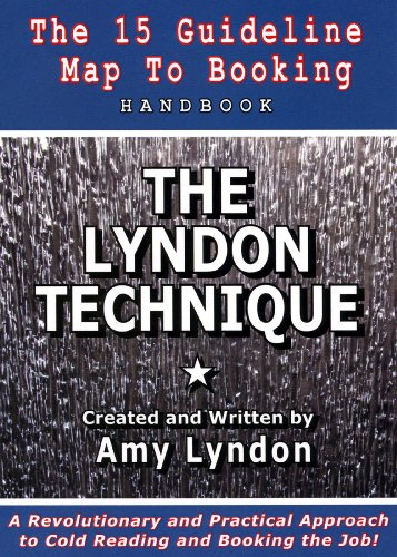 THE LYNDON TECHNIQUE: The 15 Guideline Map To Booking (English Edition)