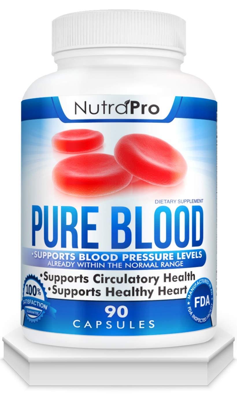 Blood Pressure Support Cholesterol Cardiovascular
