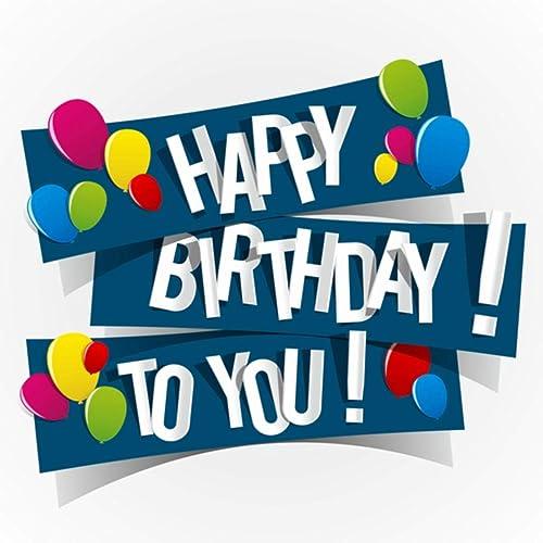 Happy Birthday Ukulele Version By Happy Birthday On Amazon Music Amazon Com