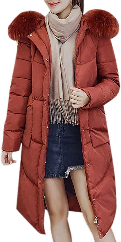 Dextrad fashionhoodies Women Coat Hooded Female Jackets Cotton Long Overcoat Winter Women Coat