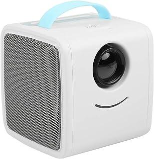 DLP Projector HD 1080P Led Video 30,000 Hours Multimedia Home Movie Compatible TV Box Laptop Computer Desktop Digital Came...