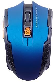 Xiton 2287/5000 Ratones ópticos inalámbricos del ratón del Juego de la batería con el Receptor del USB para el Ordenador p...