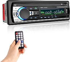 Yesbaby Vehicle Speaker Autoradio Car Radio Host JSD - 520 12V Bluetooth Car Stereo in-Dash FM Aux Input Receiver Car Radio Player