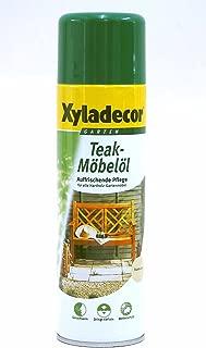 XYLADECOR Teak-Möbelöl Teak 500ml - 5087944