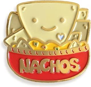 Night Owl Paper Goods Nacho Lover Enamel Pin