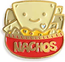 product image for Night Owl Paper Goods Nacho Lover Enamel Pin