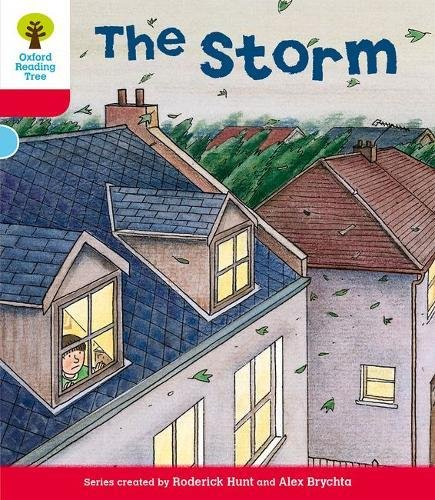 Oxford Reading Tree: Level 4: Stories: The Stormの詳細を見る