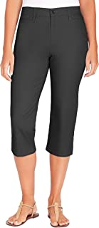 Womens Amanda Trouser Capris 16W Short
