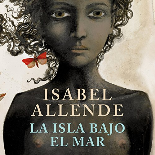 La isla bajo el mar [The Island Beneath the Sea] audiobook cover art