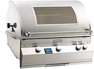 Fire Magic Aurora A660i 30-inch Built-in Propane Gas Grill With Rotisserie And Magic View Window - A660i-6e1p-w