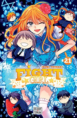 Fight Girl T21