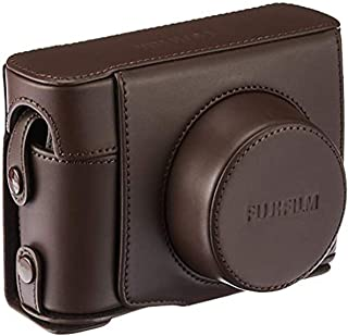 Fujifilm LC-X100F Leather Case - Brown
