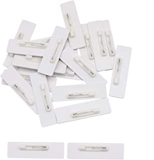 Engraved Plastic Name Badges With Pin