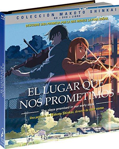 El Lugar Que Nos Prometimos.Digibook. Blu-Ray [Blu-ray]
