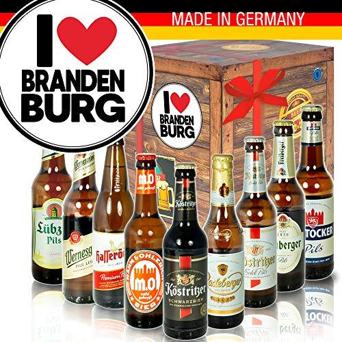 I Love Brandenburg/Bier der DDR/Brandenburg Idee
