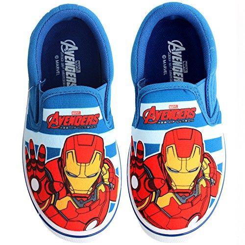Joah Store Boys Avengers Iron Man Slip