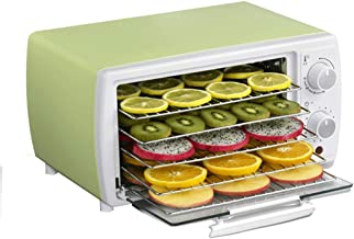 Déshydrateur de Nourriture, Programmation du Temps - Contrôle de la Température, avec 5 Plateaux Empilables, Faible Consom...