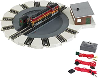 Bachmann Industries Motorized Turntable Train Car, N Scale
