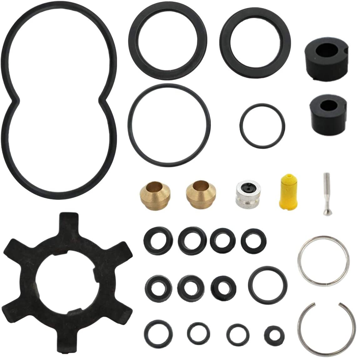 Hydro-Boost Seal Leak Repair Kit Super Special SALE held Fit for Low price GM Ford Chevro Chrysler