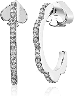 Kate Spade New York gold-plated-base cubic-zirconia