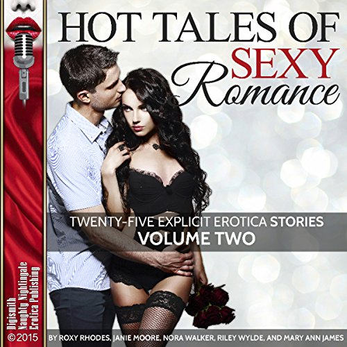 Hot Tales of Sexy Romance, Volume Two cover art