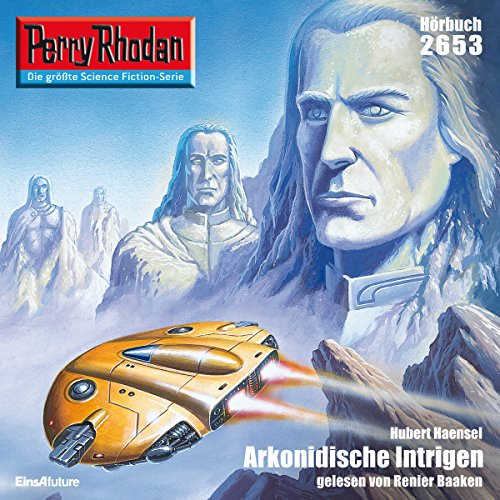 Arkonidische Intrigen audiobook cover art
