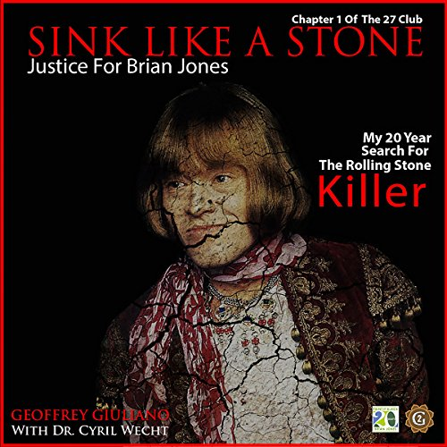 Sink like a Stone audiobook cover art