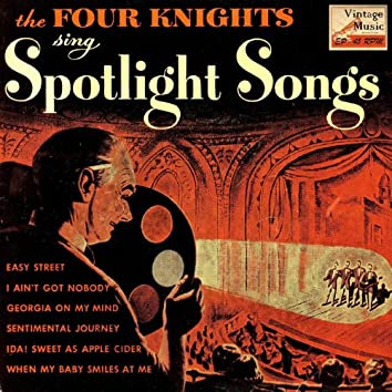 Vintage Vocal Jazz / Swing No. 171 - EP: Spotlight Songs