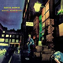 Rise & Fall of Ziggy Stardust by David Bowie (2012-10-21)