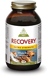 PURICA Recovery SA Extra Strength - Beyond Pain Relief, Chewable Tablets