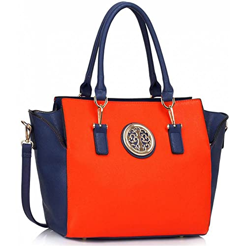 7d5aa053da3a LEESUN LONDON Designer Shoulder Bag Large Handbags For Women Fashion Bags  Ladies Tote Bags