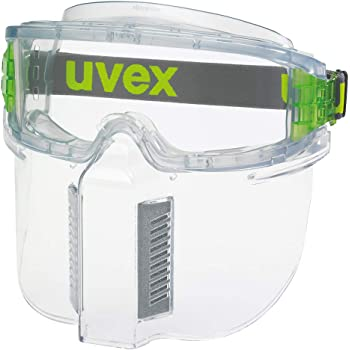 Gafas panorámicas de seguridad ultravision + Visor de protector facial (PACK): Amazon.es: Industria, empresas y ciencia