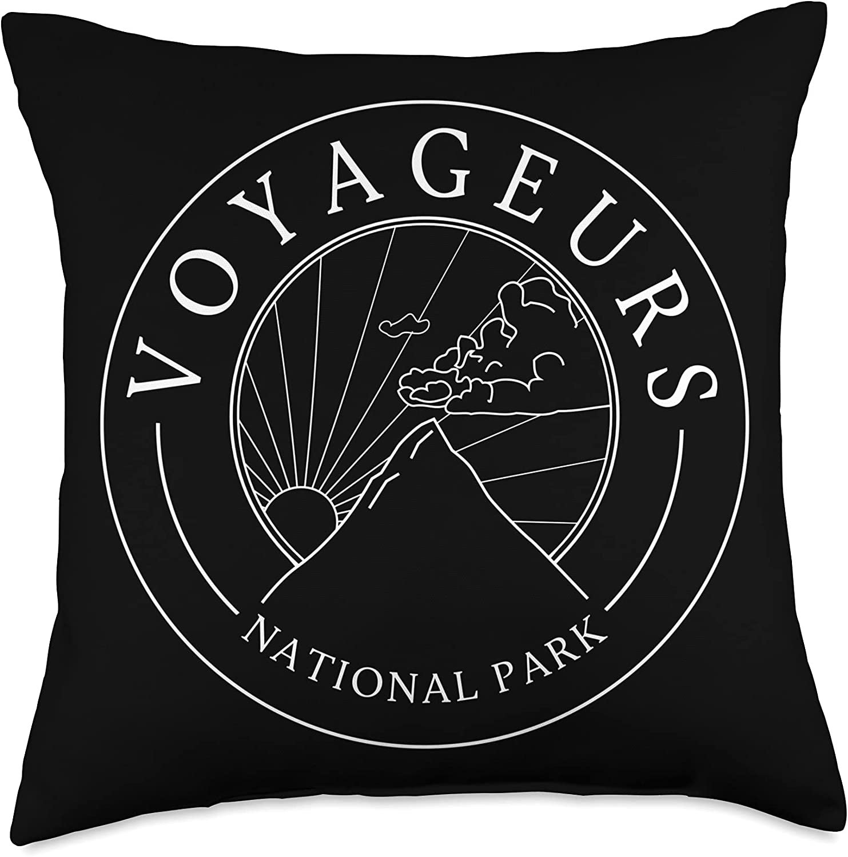 US Parkz Luxury Gift Co. Voyageurs Park Travel Logo National Minnesota 5 popular