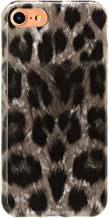MUNDULEA Compatible iPhone 7/iPhone 8 Case Leopard Cheetah Print Animal Bling Patter Soft TPU Women Girl Cover Compatible iPhone 7/iPhone 8 (Leopard)