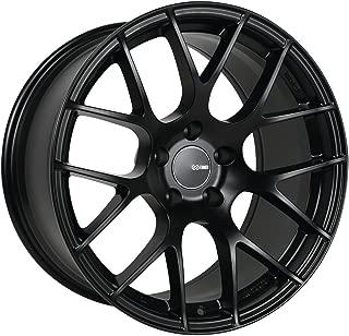 19x9.5 Enkei Raijin (Black) Wheels/Rims 5x114.3 (467-995-6535BK)