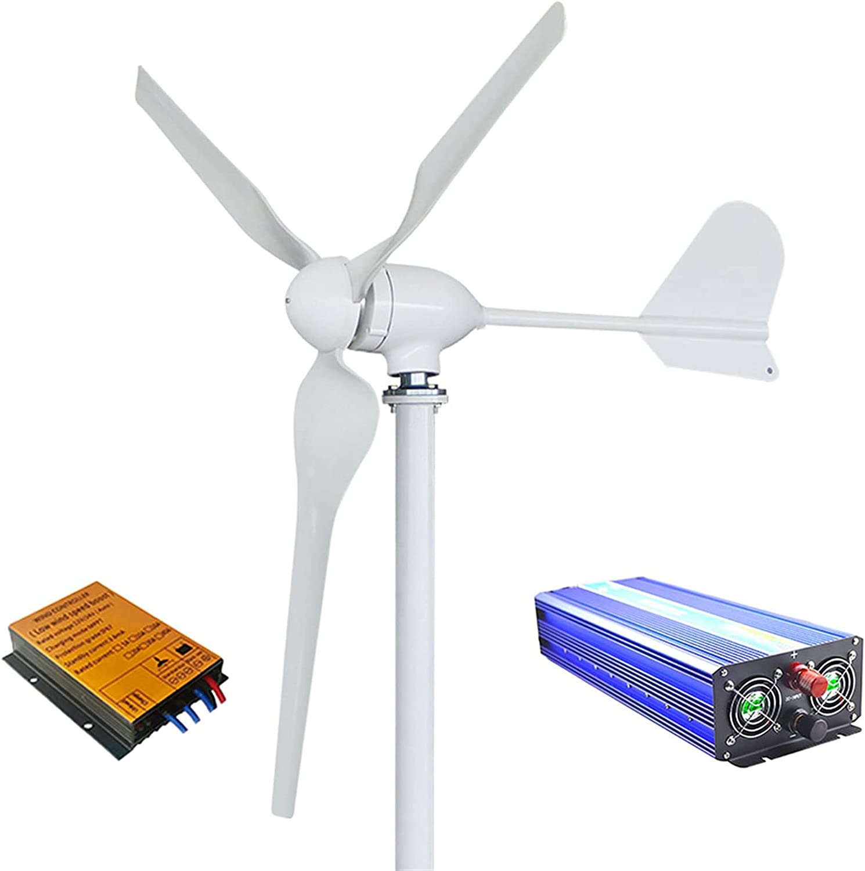 L-SHISM Max 57% OFF Home Wind specialty shop Turbine 1000w 1500w G Power 2000w