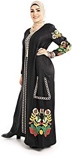Casual abaya for women- cotton