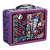 Monster High Metal Tin Lunch Box Forever
