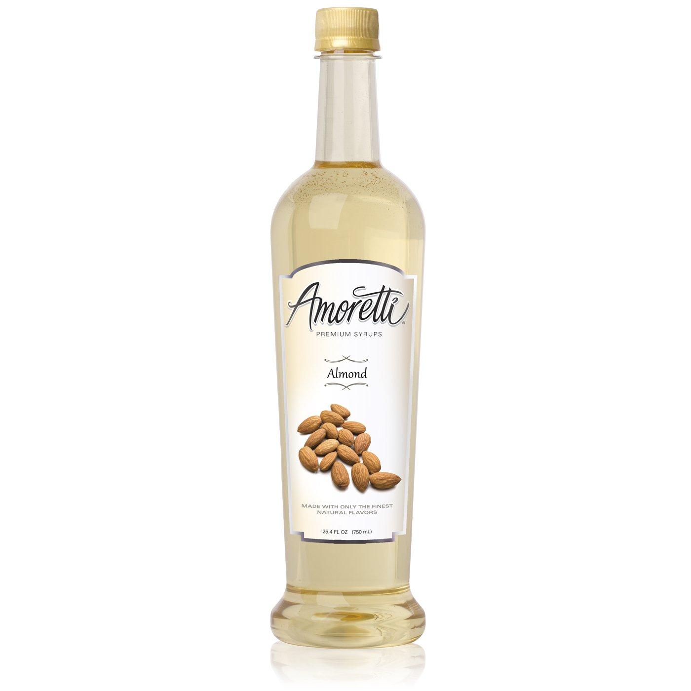 Amoretti Premium Syrup, Almond Orgeat, 25.4 Ounce
